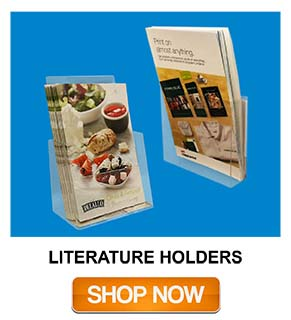 Literature Holders