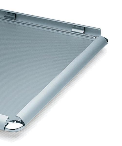 18 x 24 silver snap frame csf1 1824rs
