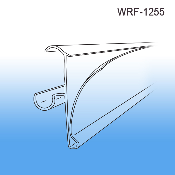 Price Channel Label Holder 29 1 2 Quot Long For Double Wire
