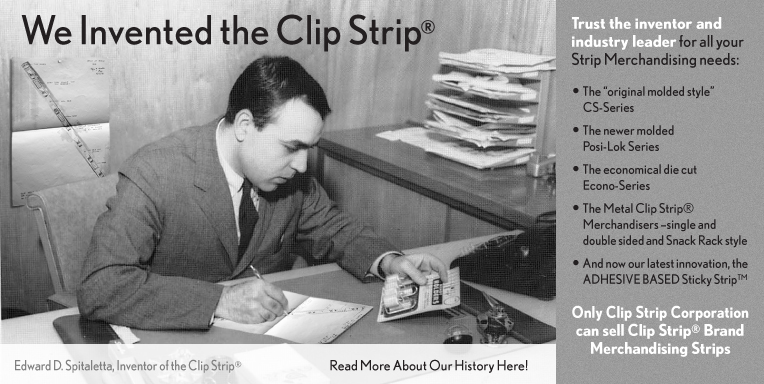 We Invented the Clip Strip®