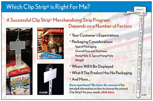 which clip strip is right for me