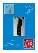 Clip Strip Accessories - Metal Adapter | Retail Display Materials