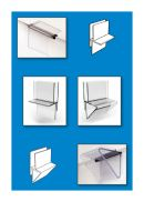 Corrugated Shelf Support Inserts