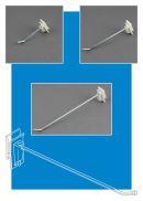 power panel hooks, metal hook, easy remove backer