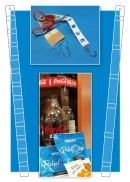 Sticky Strips | Adhesive Display Strips | Product Merchandising