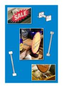 Shelf Wobblers | Danglers and Shelf Talkers | Clip Strip Corp.