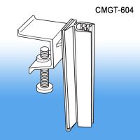 gripper screw mount price channel sign holder, CMGT-604