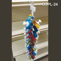 flag position posi lok clip strip, product merchandising, DSPL-24