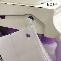 zap strap tie sign holder, ECT-4