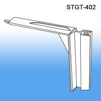 gondola perforation sign holder, STGT-402