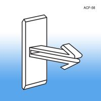 price channel mount arrow dart fastener coupon holder,  ACF-56