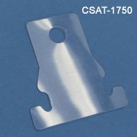 Clam Shell Adapter Hang Tab for Clip Strip Display, CSAT-1750