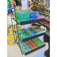 tabletop product merchandising display, without baskets, WBCD-318