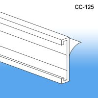 "1 ¼"" C-Channel, Data Strip, CC-125"