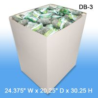 Large Corrugated Dump Bin Display, DB-3Large Corrugated Dump Bin Display, DB-3