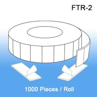 Double Sided Foam Tape, Permanent Adhesive Rolls - Display Accessories