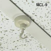 "Magnetic hook, 1"" diameter, MCL-9"