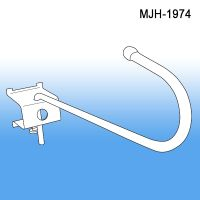 MJH-1974, Swivel Metal J-Hook with Channel Mount,