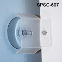 Cooler Door Suction Cup Flag Sign Holder, SPSC-607