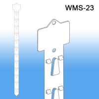 posi-lok display strip, walmart style, WMS-23