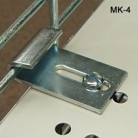 Kit contains 2 Strong mounting brackets, 2 bolts & 2 wing nuts, MK-4