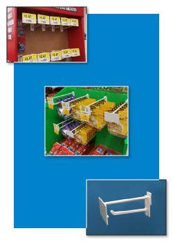 Power Panel Hooks w/ Scan Plate