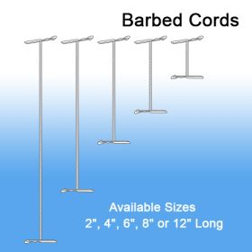 Barbed Monofilament Signage Cord - BRBC