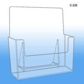 Countertop Molded Literture Holder, C-230