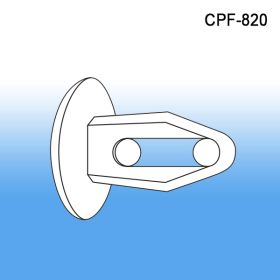 Canoe Fastener - Display Construction Accessories, CPF-820