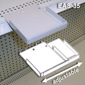 Gondola shelf extender, EAS-35