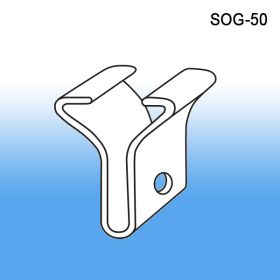 Snap on Ceiling Grid Clip - Hanging Sign Holder, SOG-50