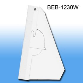 "7"", Single Wing, Self Stick 32 point SBS Cardboard Easel, BEB-1230W"
