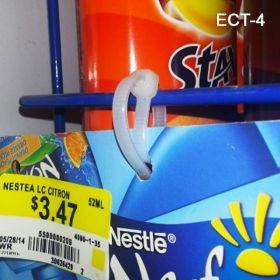"""Cable Tie, Zap Strap, 4"""", ECT-4"""