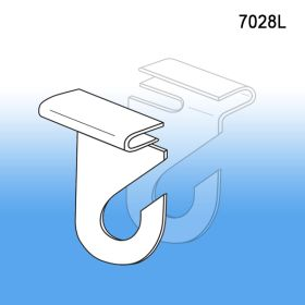 Aluminum J Hook, Ceiling Grid Hook, 7028L