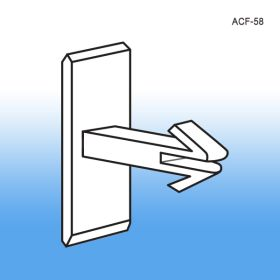 "price channel 15/16"" arrow dart coupon holder, ACF-58"