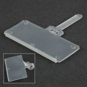 Econo Tag UPC Locking Strap Label Holder, LHD-3