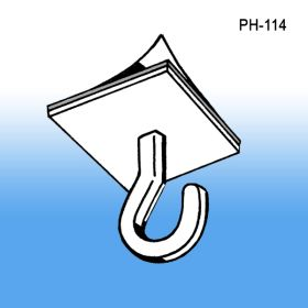 Presto J Style Hook, Peel and Stick, Hanging Accessories, PH-114