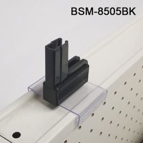 Gripper Teeth Boot Sign Holder, Clip-On, BSM-8505BK