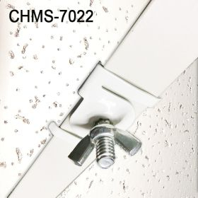 metal twist ceiling loop with wing nut, CHMS-7022