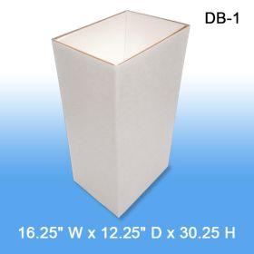 Small Corrugated Dump Bin Display, DB-1