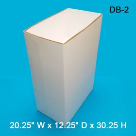 Medium Corrugated Dump Bin Display, DB-2