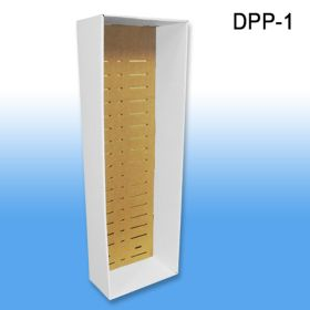 Stock Corrugated Power Panel Tray, Retail Display, DPP-1