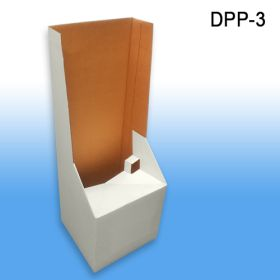 Sturdy Corrugated Floor Display Base for our DPP-1 Power Panel Tray, DPP-3
