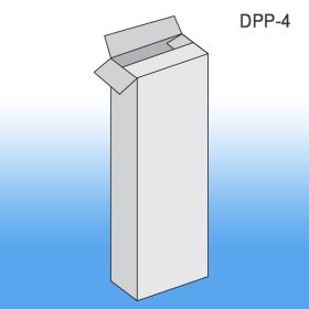Corrugated Power Panel Shipping Carton, DPP-4