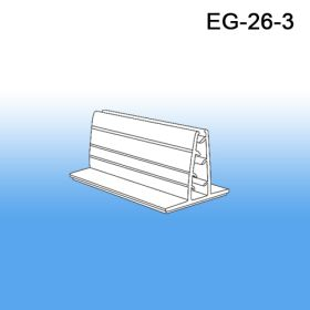 Grip-Tite™ Heavy Duty Wide Base Sign Holders, EG-26-3