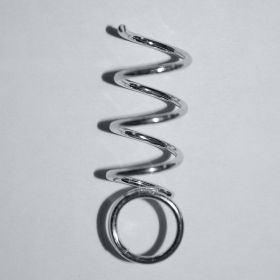 Spiral Hanging Coil, sign holder for foamboard, HC-40