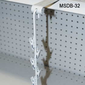 double sided metal clip strip, MSDB-32
