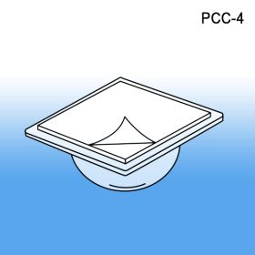 Self Stick Display Caster - Display Components & Accessories, PCC-4