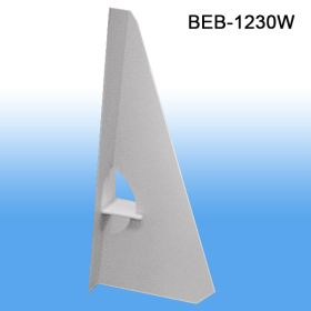 "Sturdy 32 point Cardboard Easel Wing, 5"", Item# BEB-1234W"