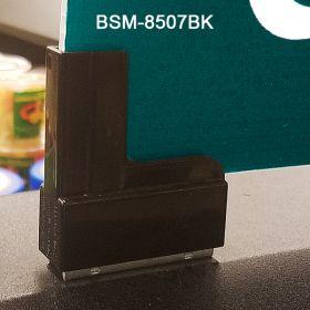 Boot Sign Holder with magnetic bottom,  Item# BSM-8507BK